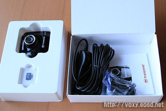 DrivePro 220とmicroSDカード