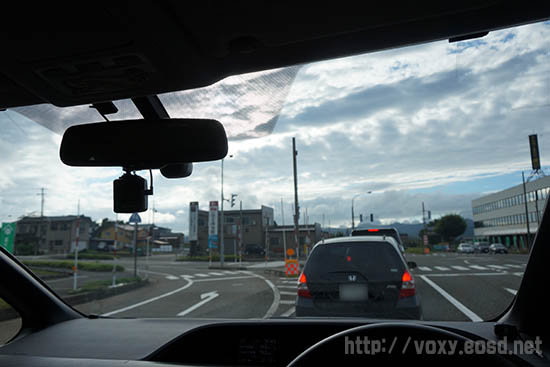 DrivePro220運転席側