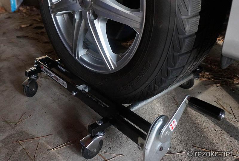 タイヤ交換に便利なアイテム!クルピタ丸【EM-239】