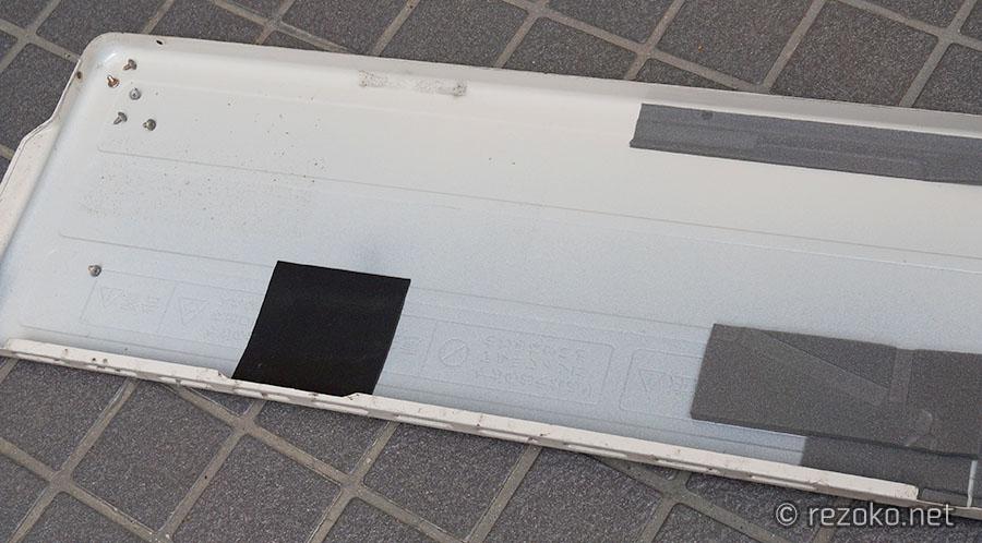 室外機のカバー(フタ)