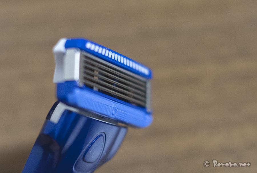 剃刀の替刃の説明写真